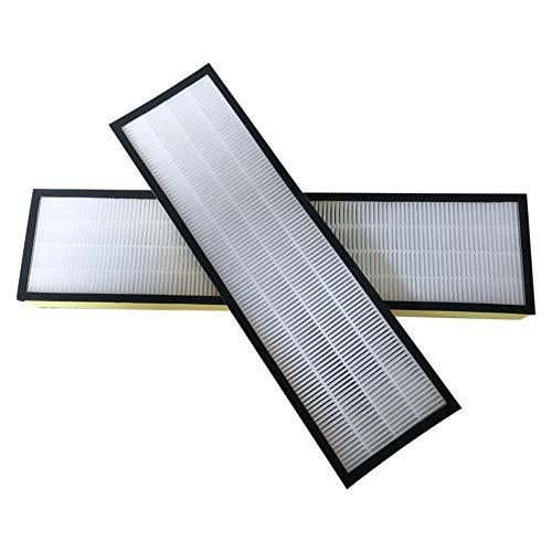 Globalqi Accesorios purificador Aire Filtro recolocación
