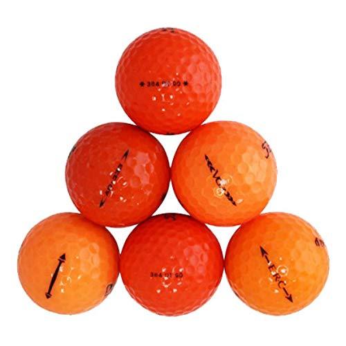 Premium Golfbälle Mix – Top Marken & Styles 100 Mint Qualität gebrauchte orangene Golfbälle (AAAAA Reload Orange Pro Styles Mix)
