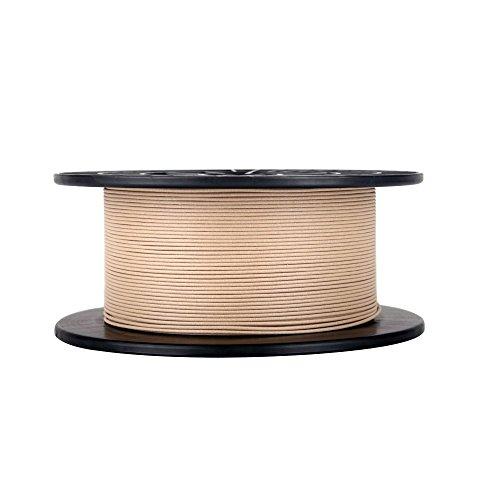 Colido PLA filamento stampante 3D, effetto legno–Diametro: 1.75mm/1kg