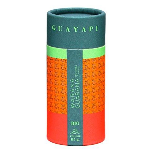 Guayapi - Complément Alimentaire - Warana Poudre - 65 g - Bio