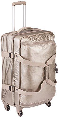 Kipling - CYRAH M - 71 Litros - Trolley - Metallic Pewter - (Dorado)