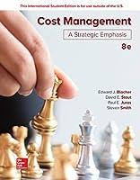 Cost Management a Strategic Emphasis
