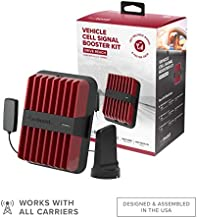 weBoost Drive Reach (470154) Vehicle Cell Phone Signal Booster   Car, Truck, Van, or SUV   U.S. Company   All U.S. Networks and Carriers   FCC Approved
