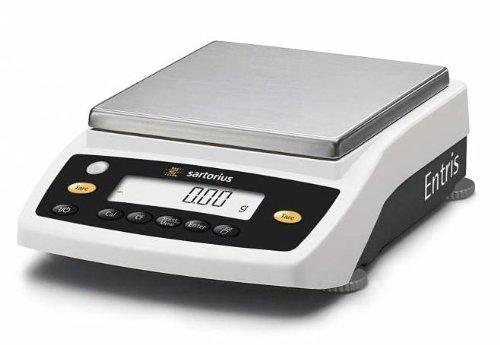 "Sartorius Entris 3202-1S Lab Balance, Precision Scale 3200x0.01g,External Cal,Pan 180mm / 7"",2 Year Warranty,Brand New"
