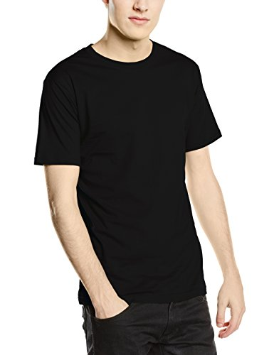 Stedman Apparel Classic-T Fitted/ST2010 T-Shirt, Opale Nero, XXL Uomo
