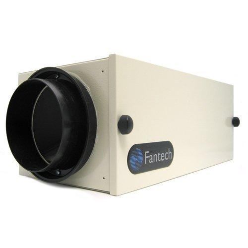 Fantech FB 6 In-line Filter Box w/MERV 12 Filter 6' Duct