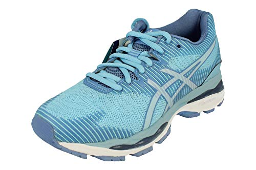 Asics Gel-Ziruss 2 Mujeres Running Trainers 1012A014 Sneakers Zapatos (UK 5.5 US 7.5 EU 39, Skylight Blue Harmony 401)