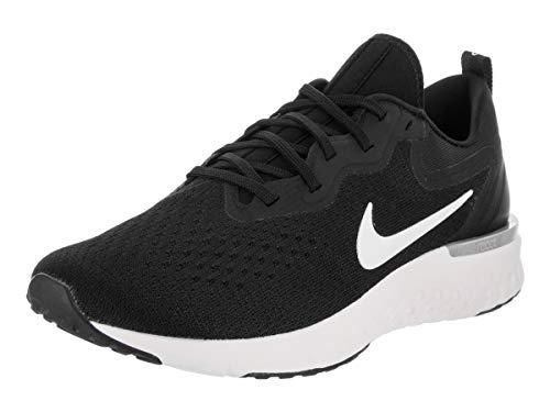 Nike Herren Glide React Laufschuhe, Schwarz (Black/White/Wolf Grey 001), 42.5 EU