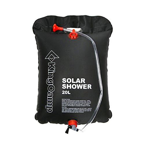 KingCamp Solar Shower 20 Litre / 5 Gallon