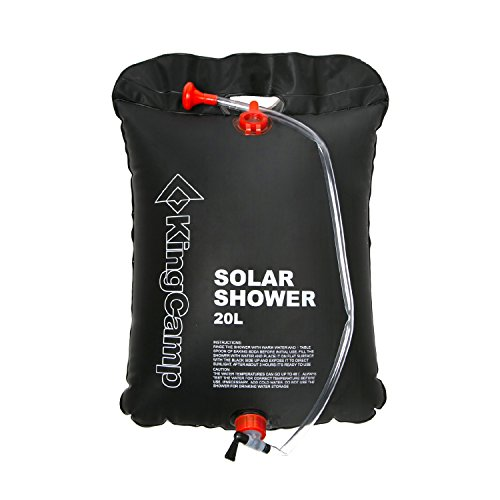KingCamp Solar Shower