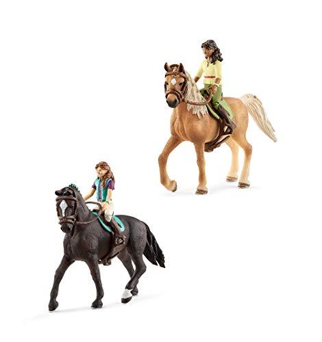 SCHLEICH Horse Club (Lisa & Storm und Sarah & Mystery)