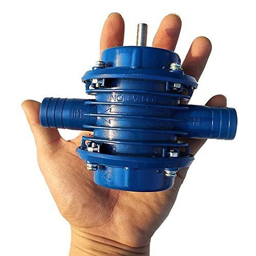 LanLan Bombas de Agua y Accesorios, Bomba centrífuga autocebante con Bomba de succión alimentada A Mano de Pequeñas Dimensiones para Las Suministros Doméstica