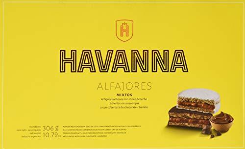 Alfajores HAVANNA Mixtos (6er-Pack)