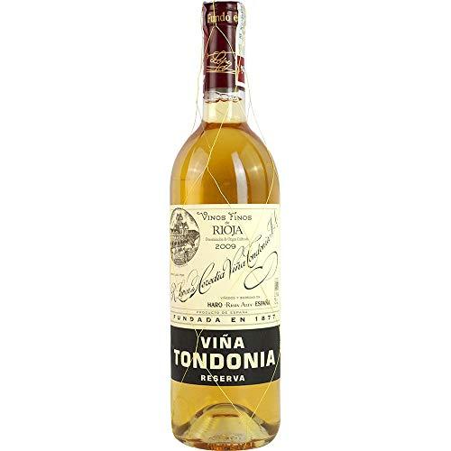Vina Tondonia Reserva blanco 2009 Rioja Reserva DO Weißwein trocken Lopez de Heredia Vina Tondonia Spanien 750ml-Fl (117.33€/L)
