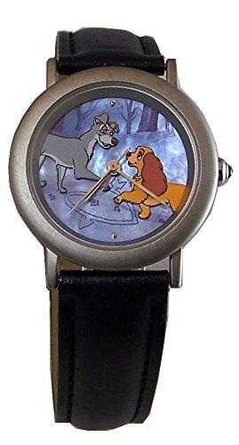 レディーアンドザ・トランプ 腕時計 ウォルトディズニー アーティスト シグニチャーシリーズ LMT.Ed