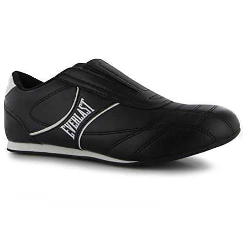 Everlast Judo Fast Hombre Zapatillas Zapatillas Deporte Guantes Fashion Sneaker, color Negro, talla 11 (45)
