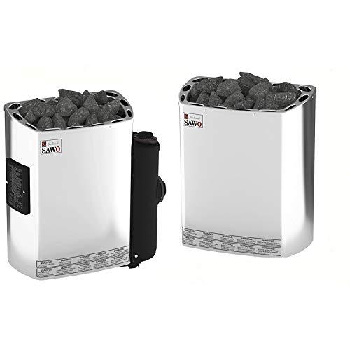 Sawo Saunaöfen Mini - 3.6 kW, Steuereinheit: Eingebaut