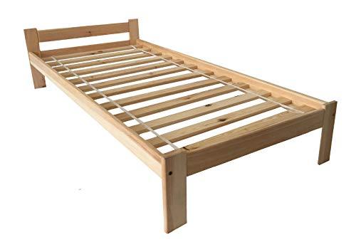 Rest -  Holzbett Einzelbett