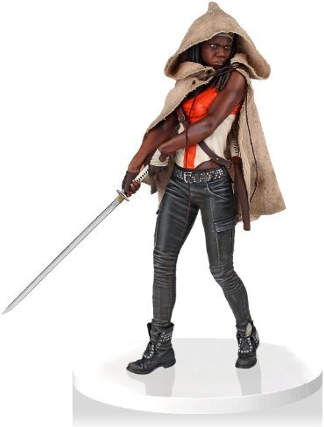 The Walre Dead Michonne Statue by Gentle Giant LTD - giocattoli