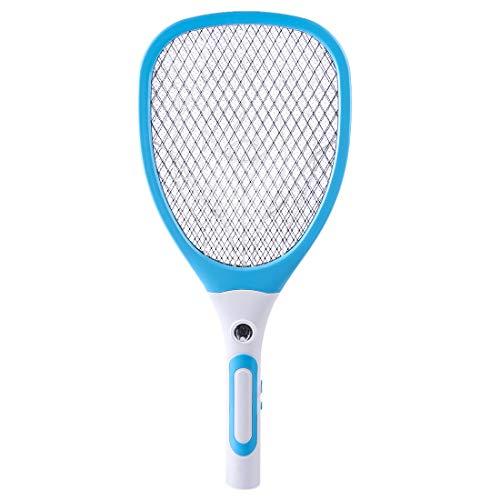 VenGo Elektrische Fliegenklatsche USB Wiederaufladbar Insektenschläger Mosquito Schläger Mosquito Swatter Extra Stark