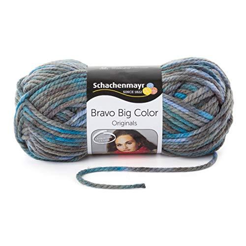 Schachenmayr Handstrickgarne Bravo Big Color, 200g Jungle