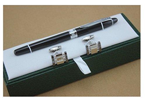 Bolígrafo, roller de tinta con Gemelos.Regalo/Bodas/San Valentín/Cum