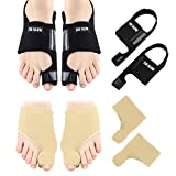 Best Bunion Correctors - Bunion Corrector & Bunion Relief Protector Sleeves Kit Review