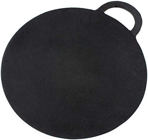 Andrew James–Piedra de horno de estilo tradiciones, 30cm de diámetro. Antiadherente, fácil...