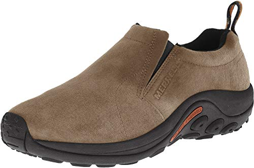 Merrell Jungle Moc, Mocasines para Hombre, Gris (Gunsmoke), 41.5 EU
