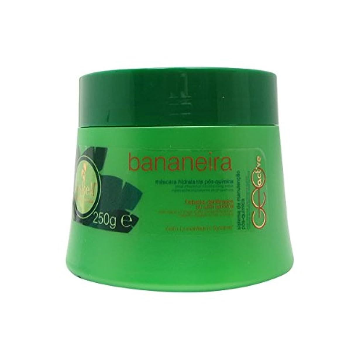 成り立つ病弱スクリューHaskell Bananeira Hair Mask 250g [並行輸入品]