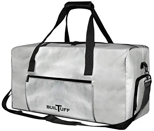 Fireproof and Waterproof Duffel Bag, Extra Large Fireproof Bag for Valuables, Fireproof Safe Storage Bag ( Grey )