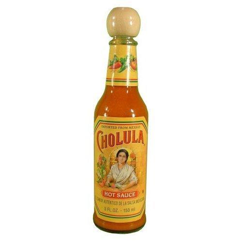 Salsa Picante CHOLULA Original - Cholula-Chili-Soße, Flasche 150ml