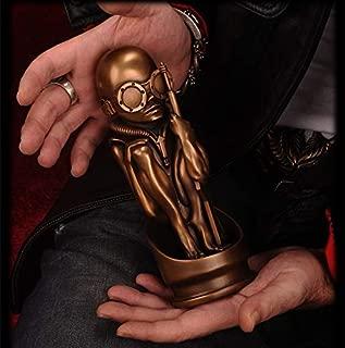 DAVITU OGRM H.R.Giger Classic AVP Birth Machine Baby Bullet Statue Resin Figure 8 Inch Crafts