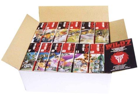 ワイルド7愛蔵版 全12巻セット