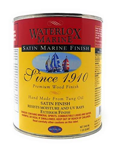 Waterlox TB6032 QT Satin Marine Finish