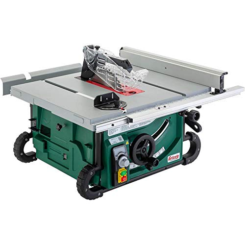 "Grizzly Industrial G0869 - 10"" 2 HP Benchtop Table Saw with Riving Knife"