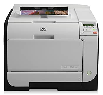 HP Laserjet Pro 400 M451nw Color Printer  CE956A   Discontinued by Manufacturer   Renewed