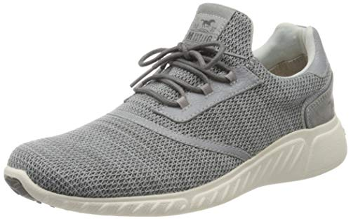 MUSTANG Damen 1315-301 Sneaker, Grau (grau 2_Grau), 41 EU