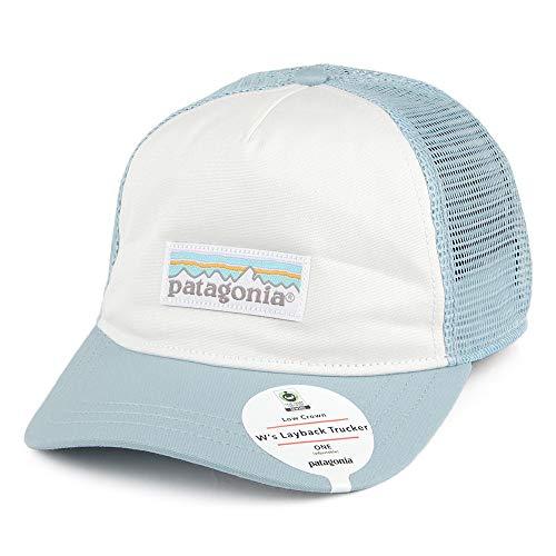 Patagonia Pastel P-6 Label Layback Trucker Hat Women - Schirmm�TZE