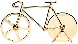 Doiy Fixie Bicycle Pizza Cutter Bike (Gold)