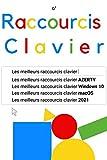 Raccourcis Clavier: Les meilleurs raccourcis clavier AZERTY,Windows 10,macOS,2021