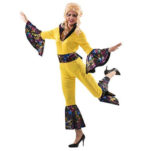 El Rey del Carnaval Disfraz de Mujer de los Años 80 Dancing para ...