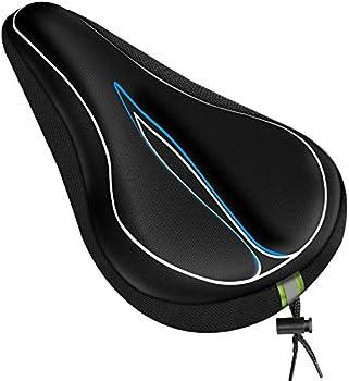 Ylcvbud Gel Bike Seat Cover
