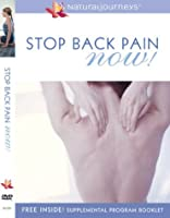 Stop Back Pain Now [DVD]