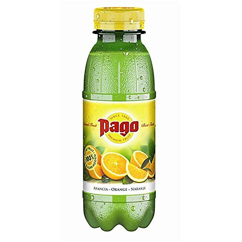 Zumo de frutas Pago Orange 33 cl x 12
