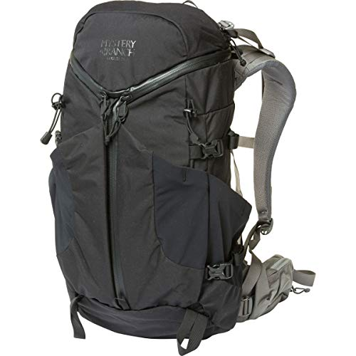 MYSTERY RANCH Coulee 25 Backpack - Daypack Built-in Hydration Sleeve, SM/MD Black