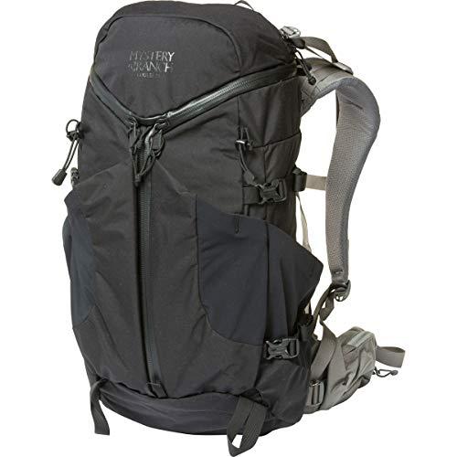 MYSTERY RANCH Coulee 25 - Zaino con custodia idratante per escursioni, viaggi, campeggio, Cruz V2 Fresh Foam (Nero) - 10858