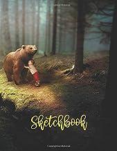 Sketchbook: sketchbook for kids 9-12