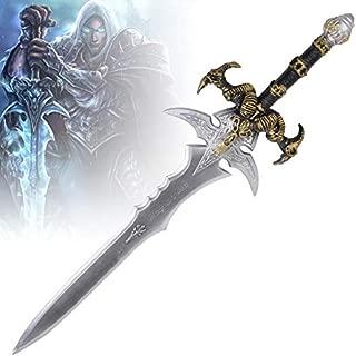 RealFireNSteel Warcraft - Lich King's Frostmourne (LARP Friendly)