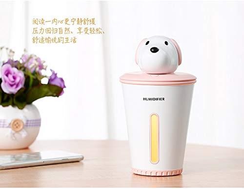 MNIJSQ Mini Humidificador Wang Creativo Mini USB Humidificador De Coche Home Purificador De Aire